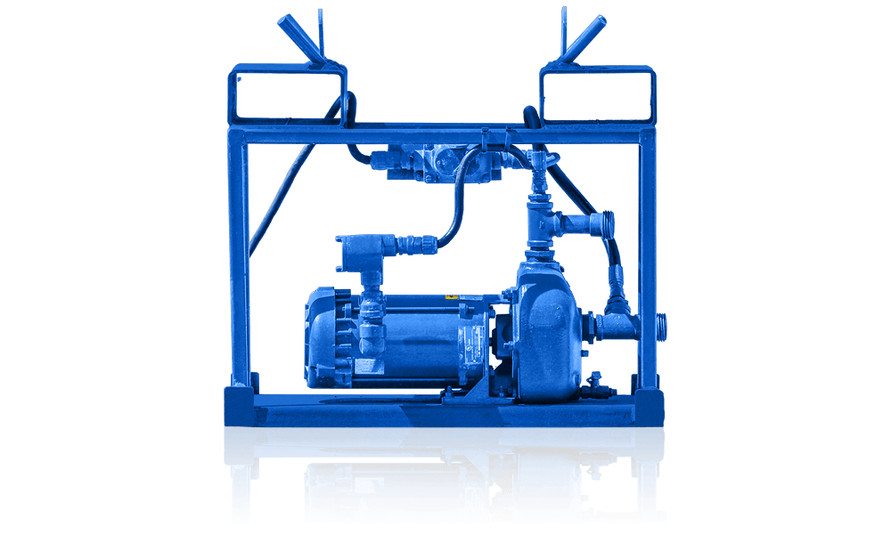 1″ Electric Transfer Pump