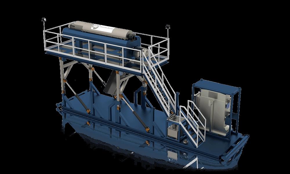 Hydraulic Stands